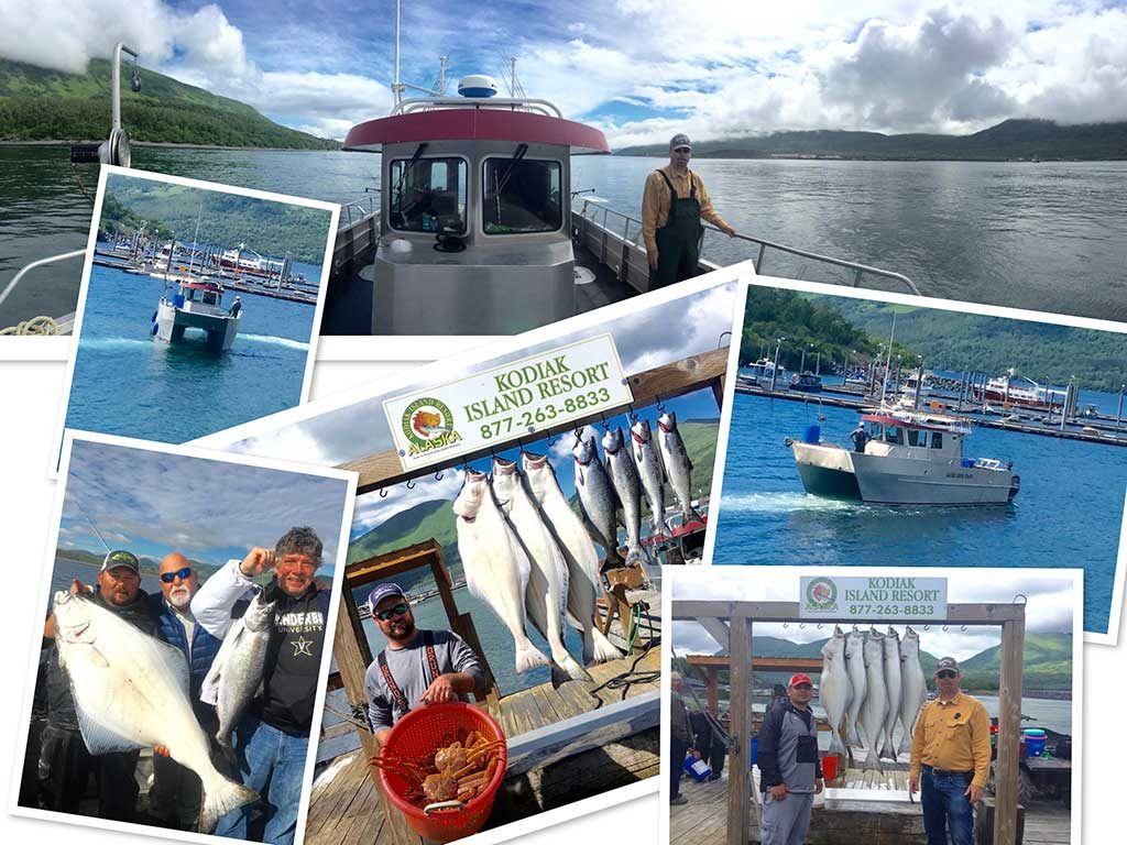 July 4th Alaska Fishing Lodge, Kodiak Resort